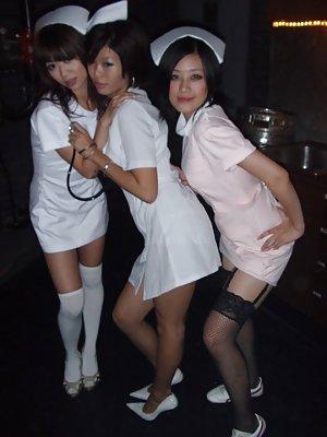 Asian Uniform